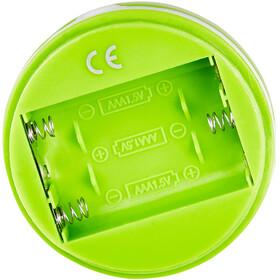 CAMPZ Lampe grün/weiß